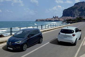 Renault Zoe als Série Limitée Rivièra
