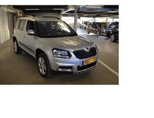 Skoda Yeti Outdoor 1.2 TSI 110pk Greentech Ambition (2016)