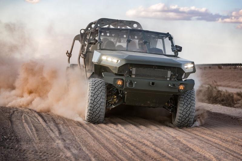GM Defense ISV Colorado ZH2