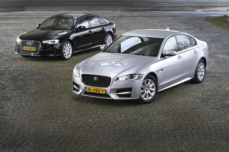 Audi A6 2.0 TDI - Jaguar XF E-Performance