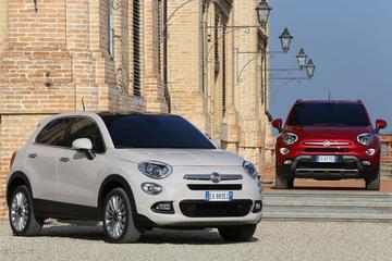 Fiat 500X: nieuwe foto's en alle details