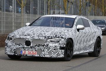 Rijdt hier de Mercedes-AMG GT4?