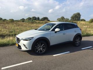 Mazda CX-3 SkyActiv-G 2.0 120 TS+ (2016)