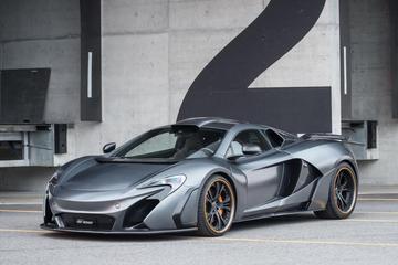 Fab Design doet McLaren 650S