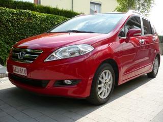 Honda FR-V 1.7i Comfort (2007)
