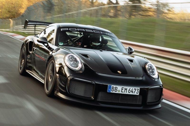Porsche 911 Ringrecord