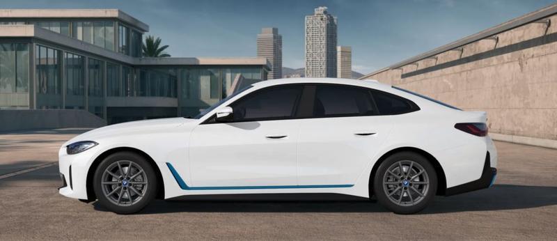 BMW i4 Back to Basics