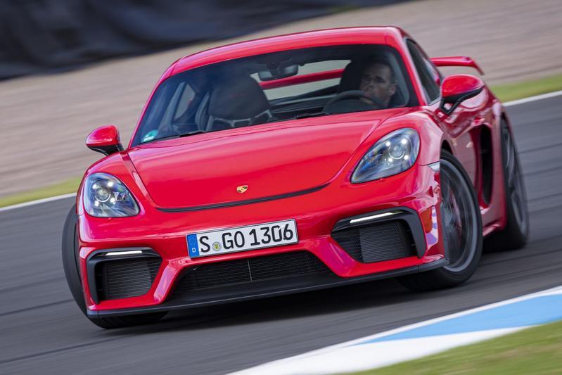 AutoWeek 30 2019 Magazine Porsche 718 Cayman GT4