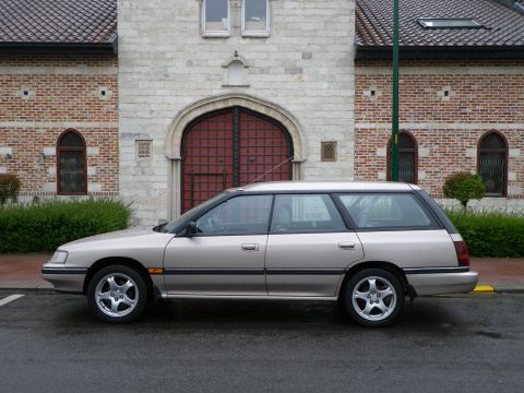 Subaru Legacy Stationwagon 1.8 GL 4WD 1991