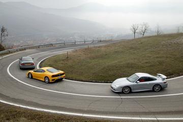 Lichtgewicht supercars in Italië - 2004