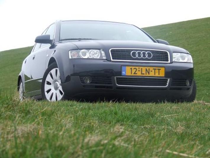 Audi A4 Avant 1.9 TDI 130pk Pro Line (2003)