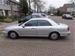 Hyundai XG 3.0i V6 (1999)
