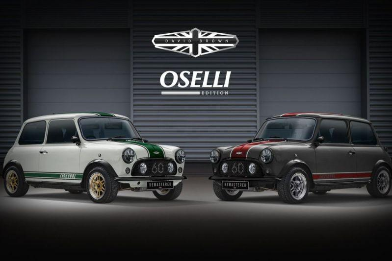 Mini Remastered Oselli Edition David Brown Automotive
