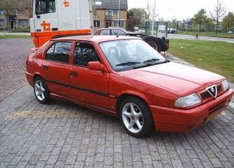 Alfa Romeo 33 1.7 i.e. 16V (1994)
