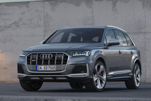 Aangescherpte Audi SQ7 gepresenteerd
