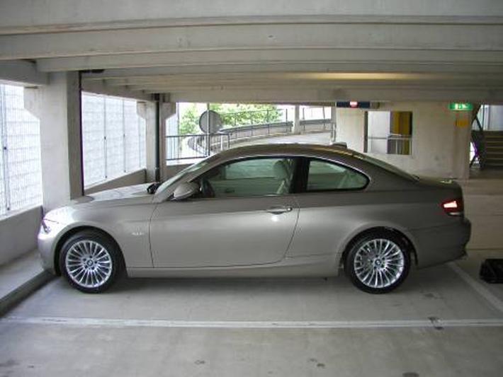 BMW 320i Coupé (2007)