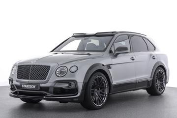 Startech geeft Bentley Bentayga krachtkuur