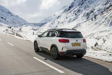 Per Citroën C5 Aircross naar de sneeuw -Duurtestreportage