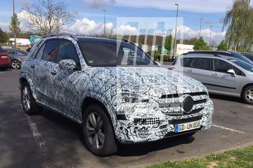 AutoWeek-lezer spot: Nieuwe Mercedes GLE-klasse