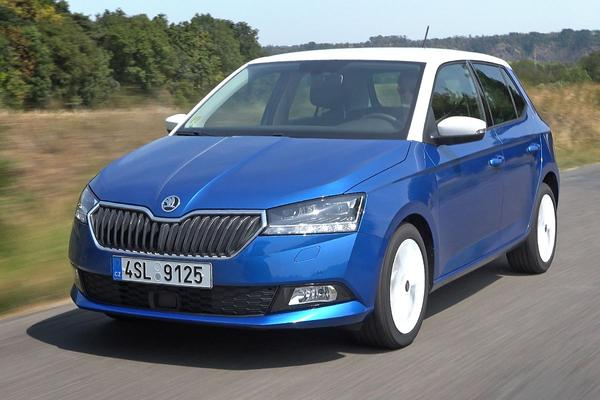 Video: Skoda Fabia - Rij-impressie