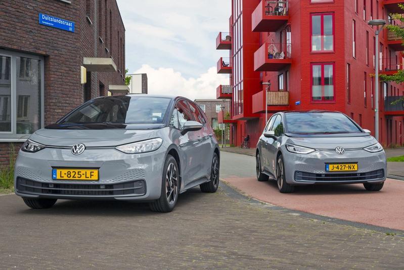 Volkswagen ID.3 1st Max vs. Volkswagen ID.3 Pure - Dubbeltest