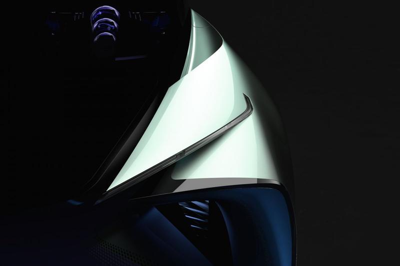 Lexus teaser Tokyo