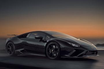 Lamborghini Huracán Evo RWD volgens Novitec
