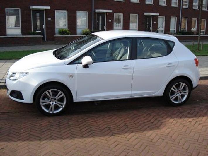 seat ibiza 1.2 tsi ecomotive style (2012) - autoweek.nl