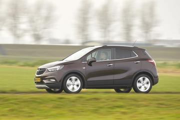 Nieuwe Opel Mokka X krijgt een stekker