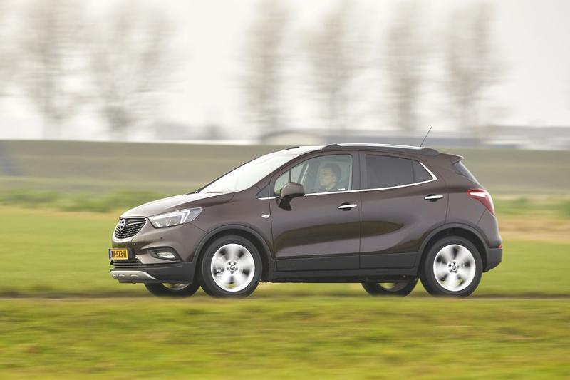 Nieuwe Opel Mokka X Krijgt Een Stekker Autoweek Nl