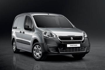 Vernieuwde Peugeot Partner onthuld