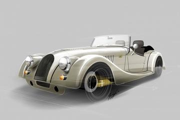 Morgan Plus 4 als 70th Anniversary Edition