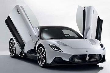 Gelekt: Maserati MC20