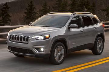 Vernieuwde Jeep Cherokee dit najaar bij de dealer