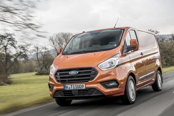Gereden: de nieuwe Ford Transit Custom
