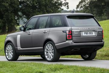 Range Rover krijgt mild-hybrid zescilinder