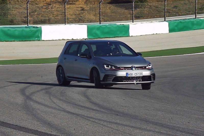 Rij-impressie - Volkswagen Golf GTI Clubsport