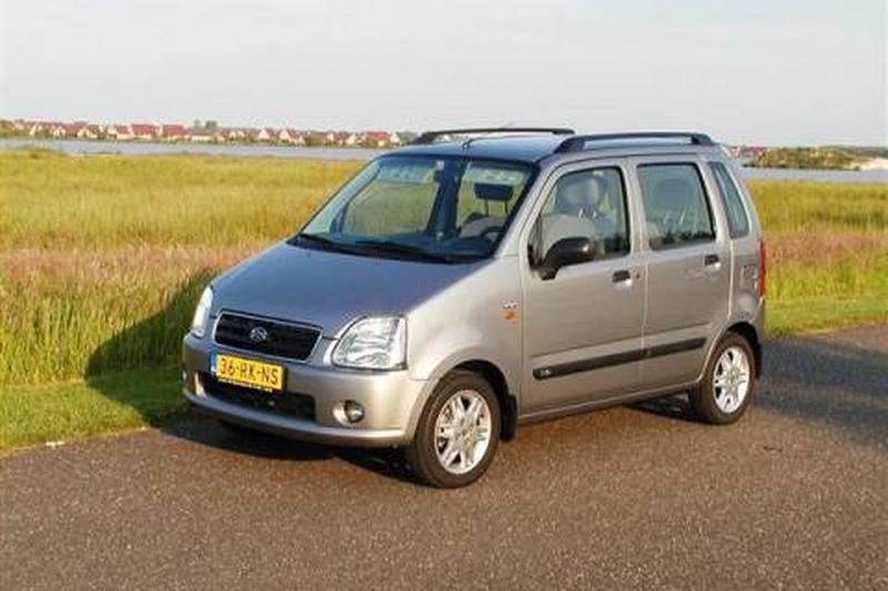 Suzuki Wagon R+ 1.3 GLX (2005)