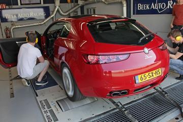Alfa Romeo Brera 2.2 JTS 16V Skywindow