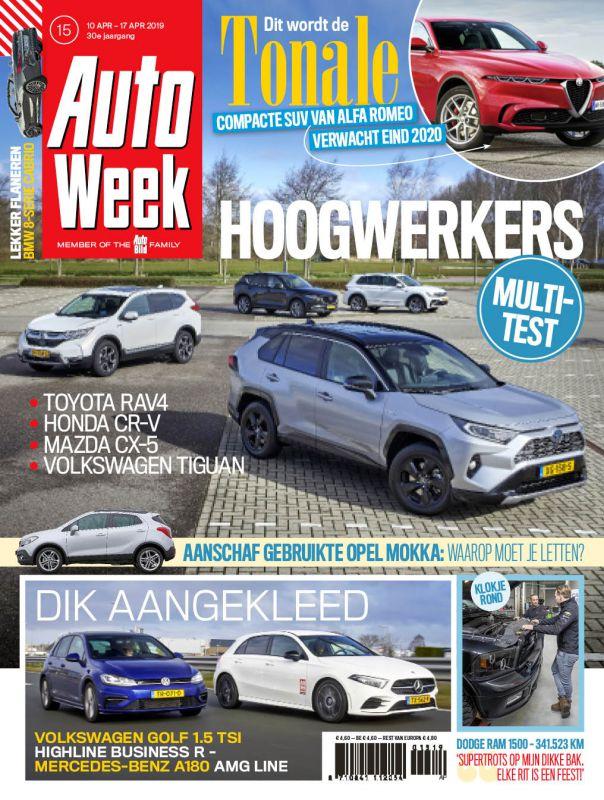 AutoWeek 15 2019