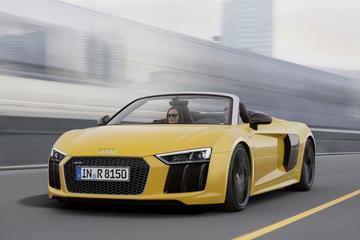 Prijs Audi R8 Spyder V10 bekend