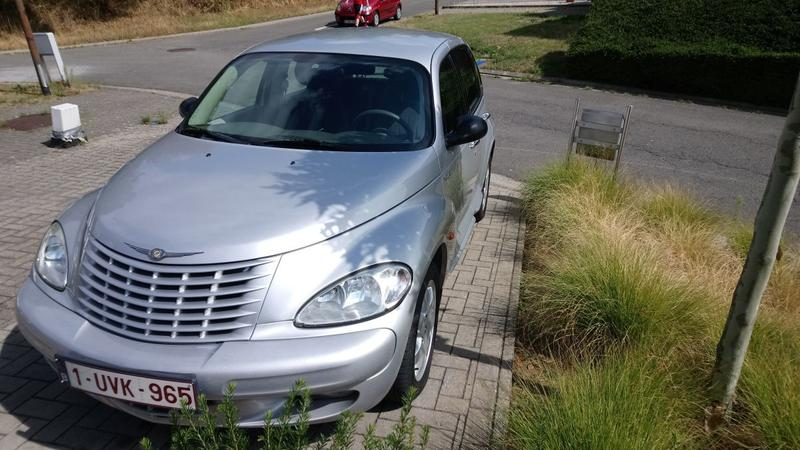 Chrysler PT Cruiser 2.0i Touring (2003)