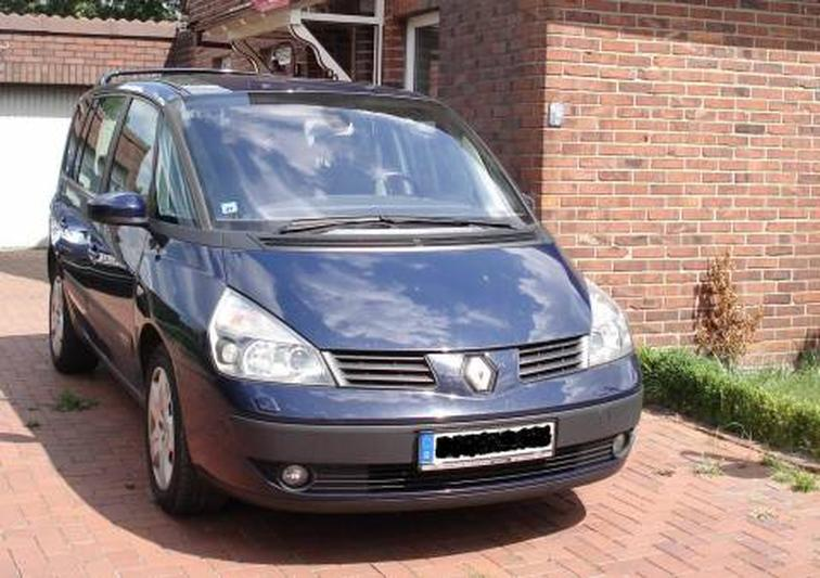 Renault Espace 2.2 dCi 16V Expression (2003)