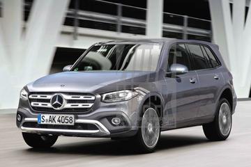 Blik to the Future: Mercedes-Benz GLB-klasse