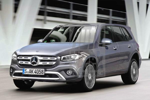 Blik to the Future: Mercedes-Benz GLB-klasse