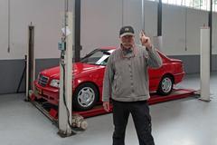 Mercedes-Benz C240 Classic