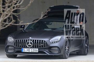 Betrapt: Mercedes-AMG GT C Coupé