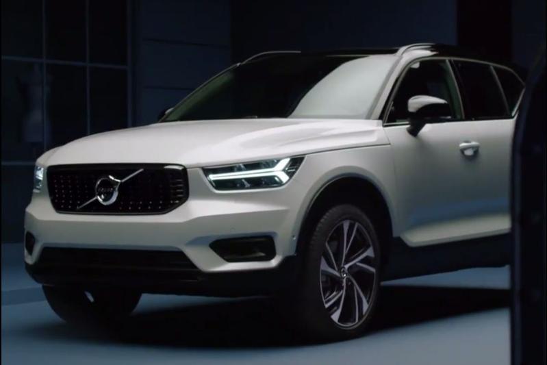 Gelekt: Volvo XC40