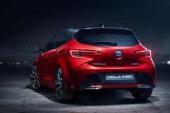 Toyota Auris wordt Corolla