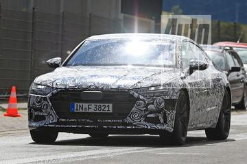 Betrapt: Audi A7 Sportback